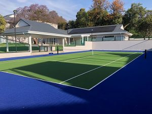 Private Residence – Tennis