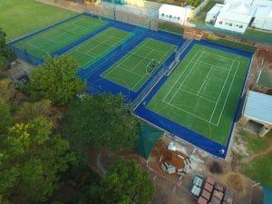 Netball & Tennis