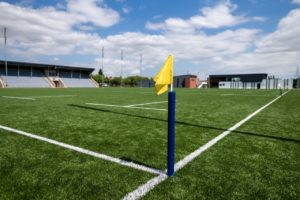 Curro Artificial Turf Rugby Field